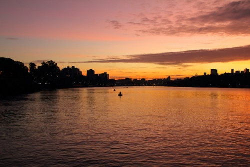 Brisbane River Dawn