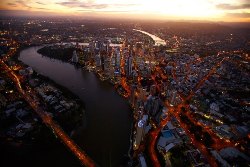 brisbane_river_night