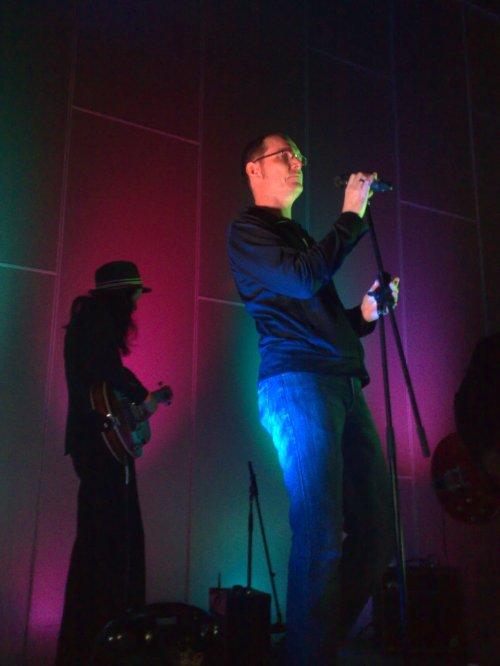 Graham Nunn live at SLQ