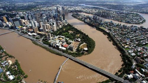 brisbane-river-in-flood